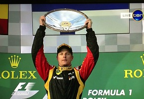 F1 drives TEN's night but Nine takes the flag